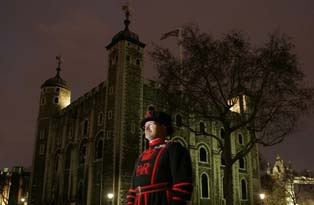 Twilight Tours of the Tower of London