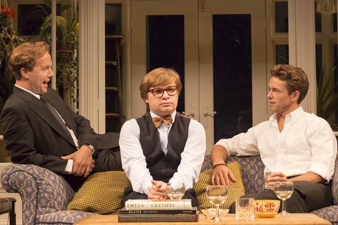 a night with reg, donmar warehouse
