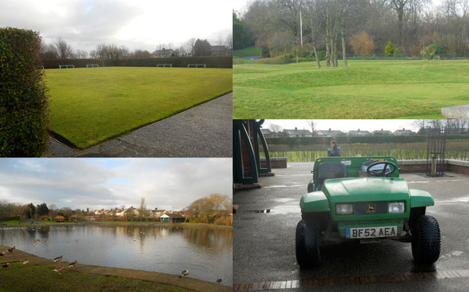 barrow in furness, park, golf, putting, bowls
