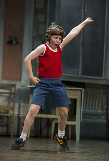 Billy Elliot, Birmingham Hippodrome