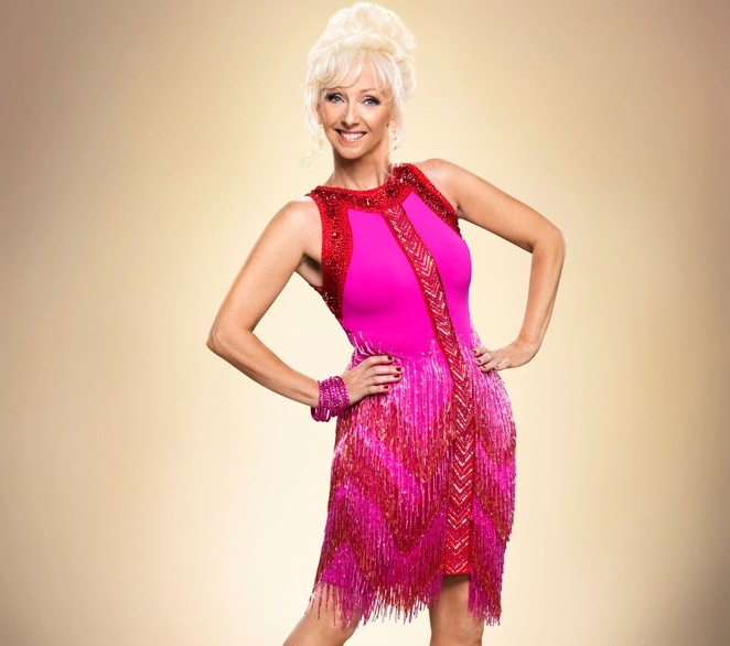 Debbie McGee , strictly come dancing live tour , Birmingham