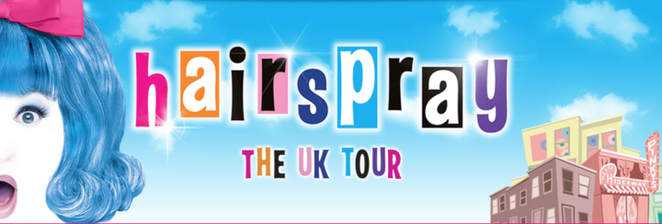 hairspray, hairspray the musical, hairspray uk tour