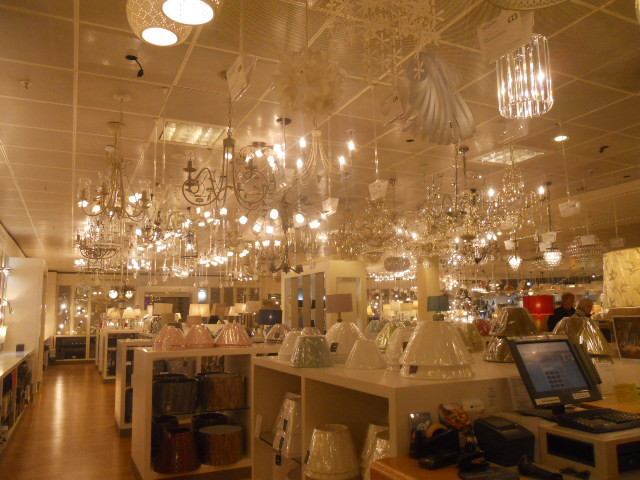 john lewis, lights