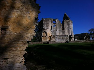 Minster Lovell Hall ruins