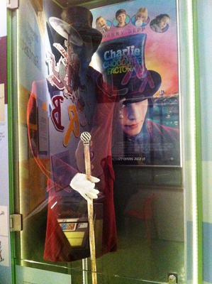 Roald dahl, roald dahl museum, charlie and the chocolate factor, willy wonka, willy wonka outfit, willy wonka costume, willy wonka costumes movie