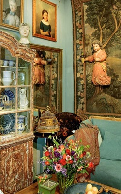 The Decorative Antiques and Textile Fair