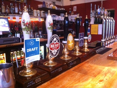 The Reliance, Draught Beer, Bottled Beer, Guest Ales