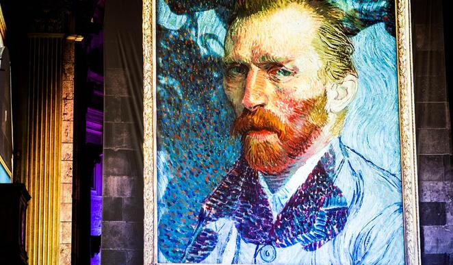Van Gogh - The Immersive Exhibition, York