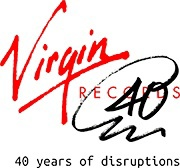 virgin records 40