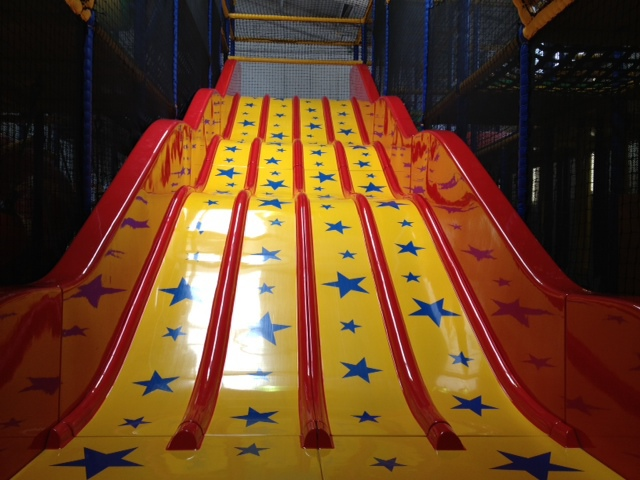 Whizz Kidz, slide, soft play, thame, oxfordshire