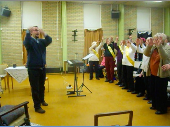 attic theatre company, outreach, going for a song, south mitcham community centre,