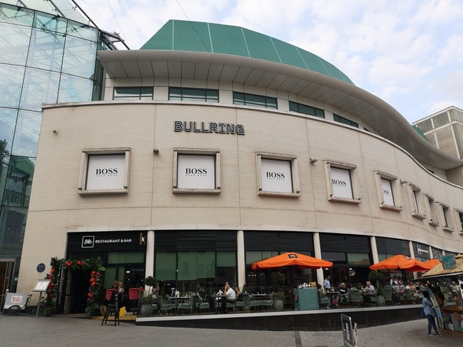 Bill's restaurant, Birmingham, Bullring, review, makeover