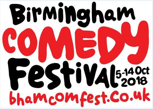 Birmingham Comedy Festival Breaking Talent Award, Glee Club Birmingham, Adam Beardsmore, Phil Carr, Good Kids, Laura Monmoth, Sham Zaman