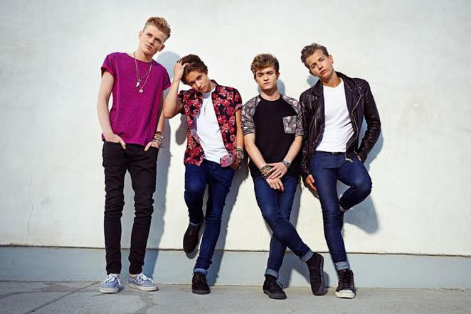 Fusion Festival 2014, The Vamps