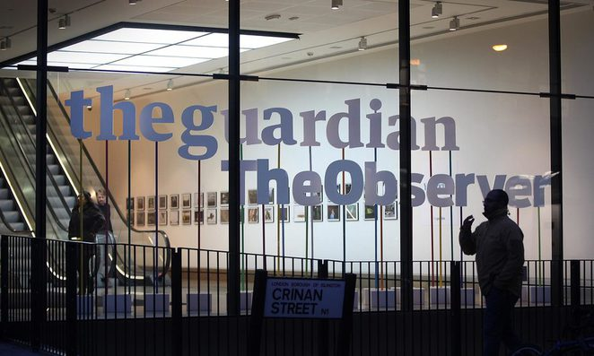 guardian live, the guardian