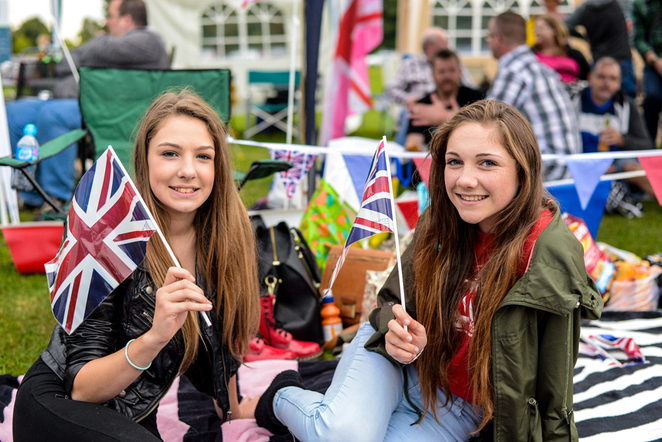 Lichfield Proms, Beacon Park
