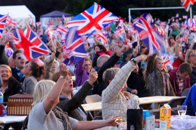 Lichfield Proms in the Park
