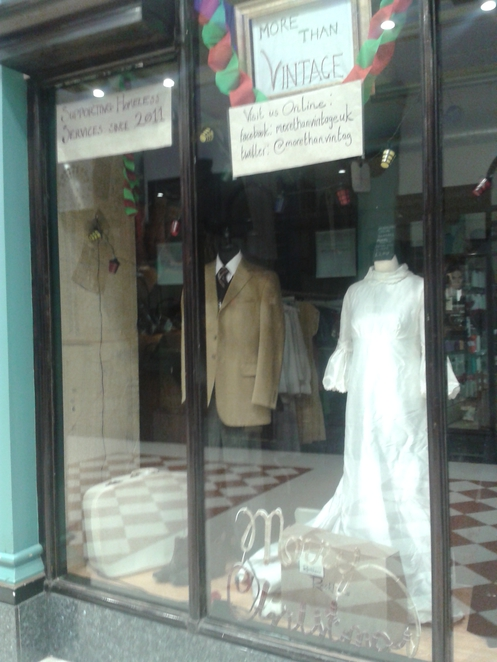 More Than Vintage, The Great Western Arcade, shopping, vintage