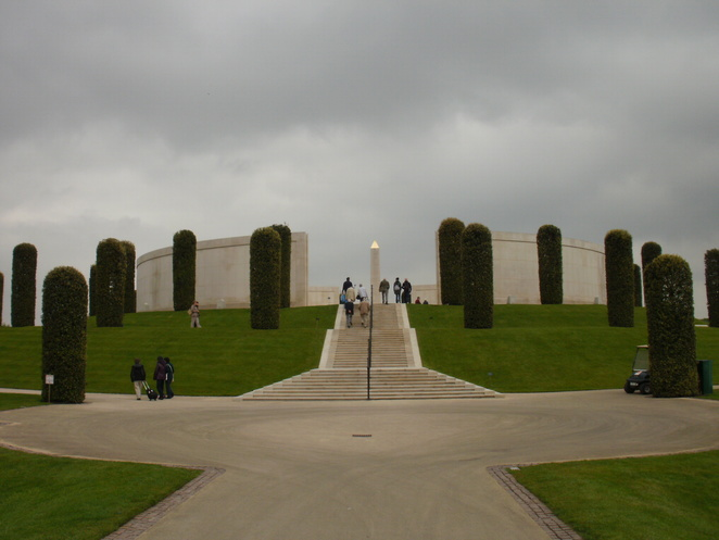 National Memorial Arboretum, Armed Forces Memorial