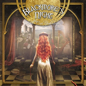 Ritchie Blackmore's Rainbow, Deep Purple, Genting Arena Birmingham, Blackmore's Night, All Our Yesterdays