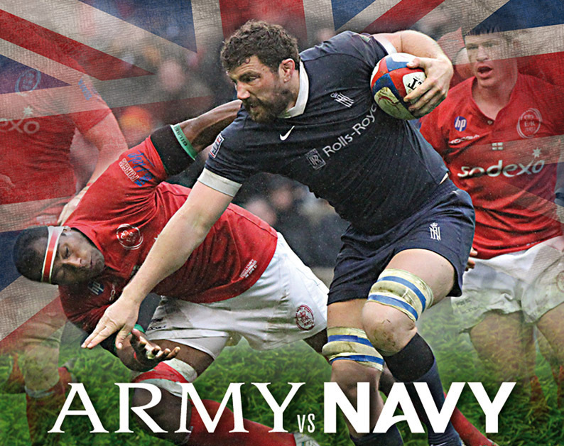 Army V Navy At Twickenham Armchair General And