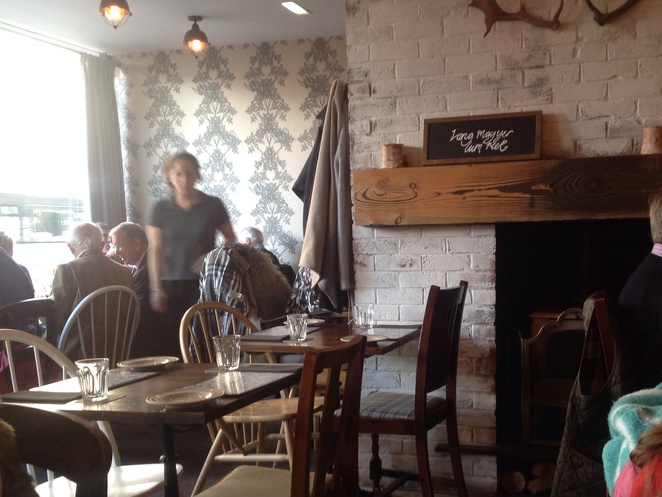Scran and Scallie, Tom Kitchin, Stockbridge, edinburgh, gastro pub