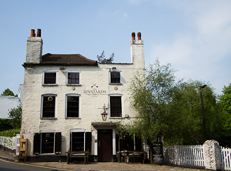 The Spaniards Inn
