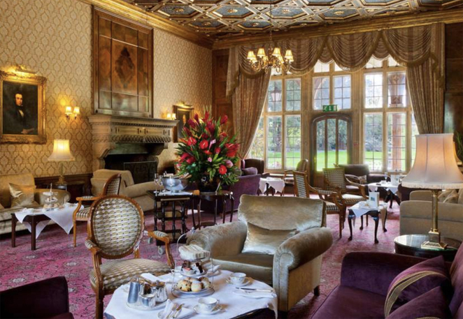 tynley hall, afternoon tea, highland afternoon tea, scottish afternoon tea, burns night