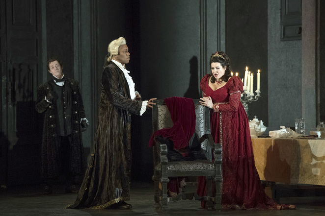 Welsh National Opera Tosca