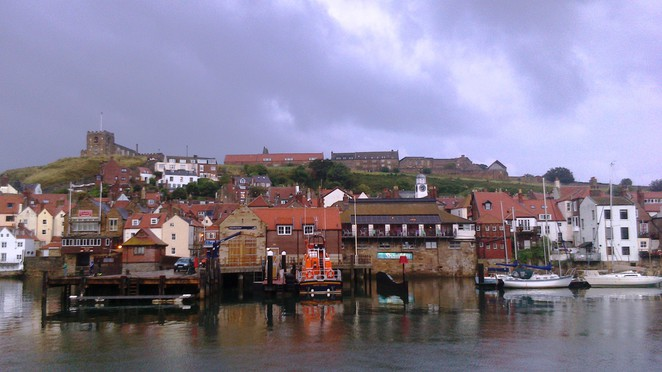 Whitby town centre