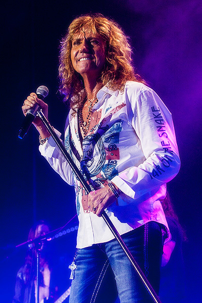 Whitesnake, David Coverdale