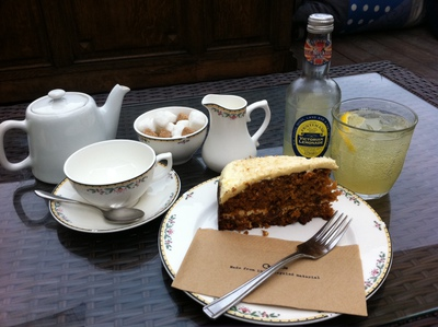Ashmolean Museum Afternoon Tea and Cake Oxford