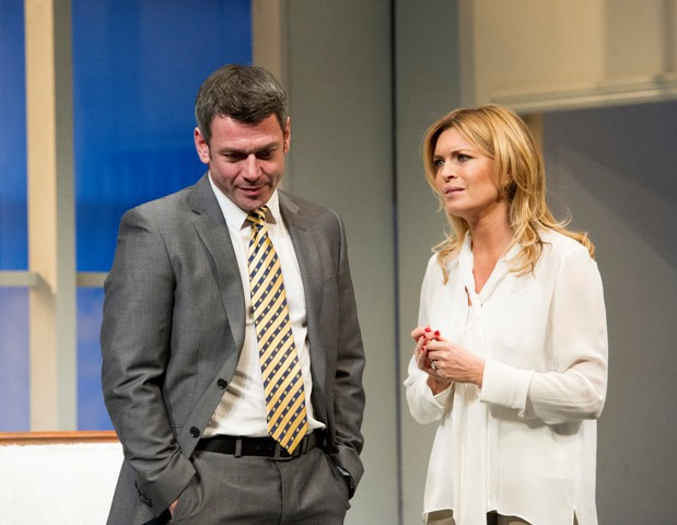 Dead Simple, UK Theatre Tour, Peter James, Tina Hobley, Jamie Lomas, Rik Makarem, Gray O'Brien, Birmingham, Canterbury,