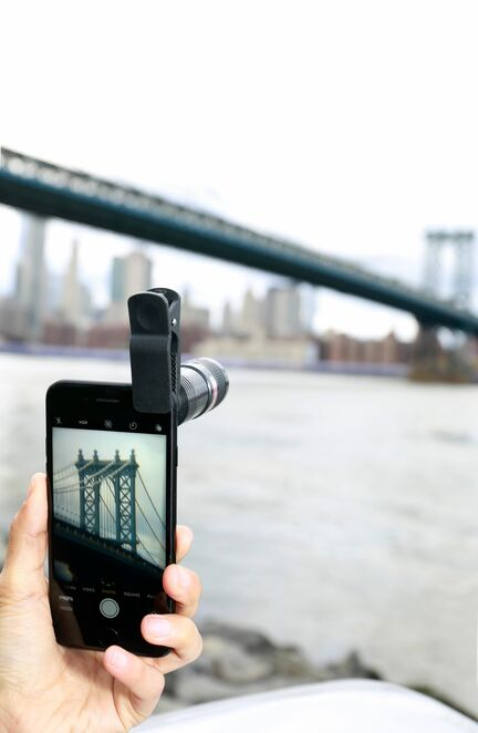 Phone telescope, gadgets for Christmas gifts