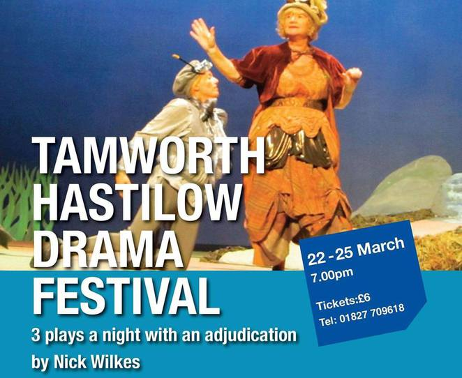 Tamworth Hastilow Drama Festival