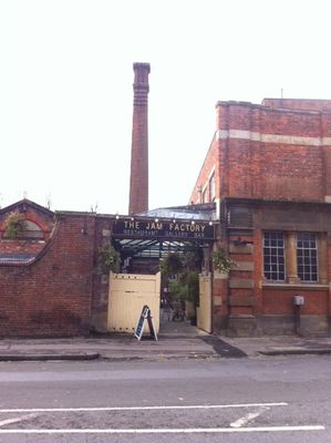 The Jam Factory, Art, Gallery, Oxford, Cafe, Restaurant, Bar