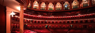 Carols by candlelight at the royal albert hall london for Door 12 royal albert hall
