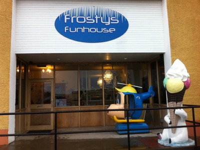frostys, funhouse, soft play, forfar, kids, children, toddlers