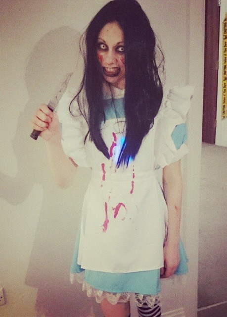 Halloween, Alice in madness