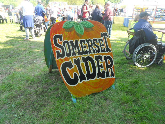 morden hall country show, oakleigh fairs, somerset cider