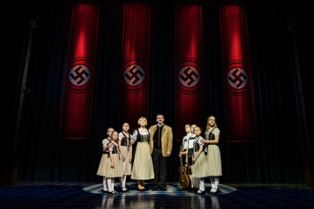 Sound of music theatre Manchester