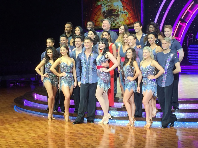 Strictly come dancing the live tour, Birmingham , review