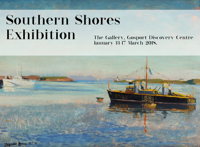 the gallery gosport, gosport discovery centre, exhibitions, southern shores, southern england, southampton art gallery