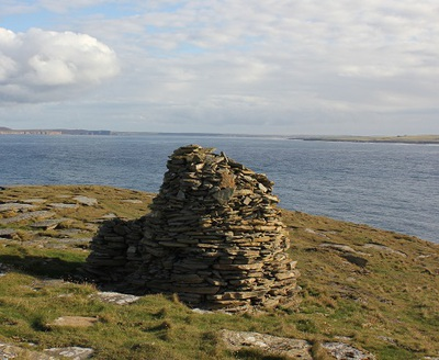 The Cairn at Holborn Head
