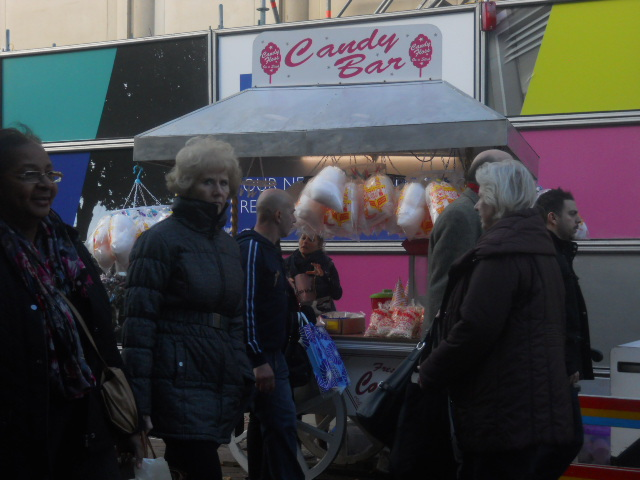candy bar, candy floss, kingston