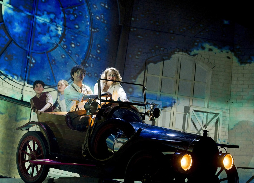 review of musical chitty chitty bang bang