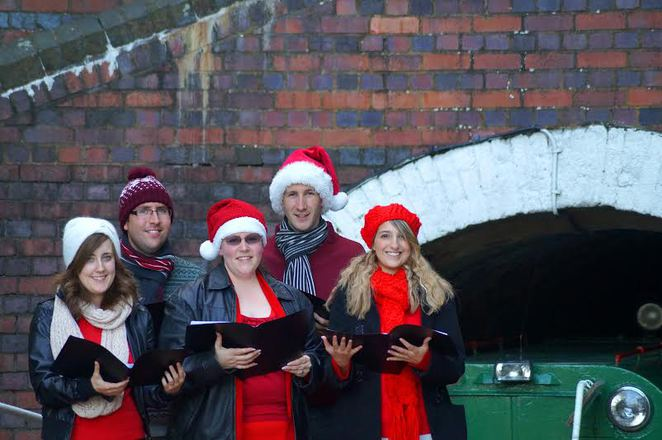 Dudley Canal Trust, Christmas Carols, Choir
