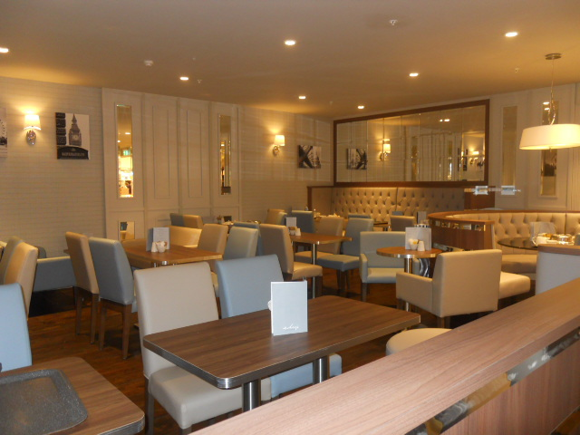 elys, cook & dine relaunch, cafe