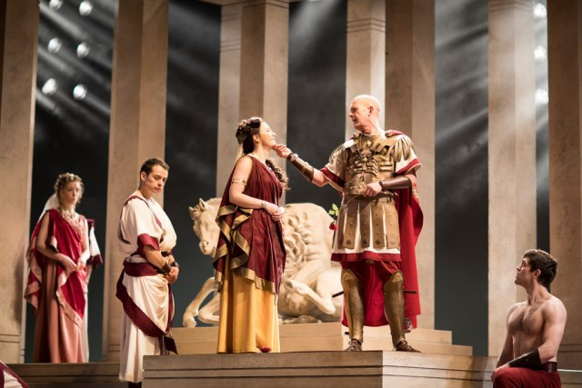 Julius Caesar, RSC, Stratford upon Avon, 2017 production