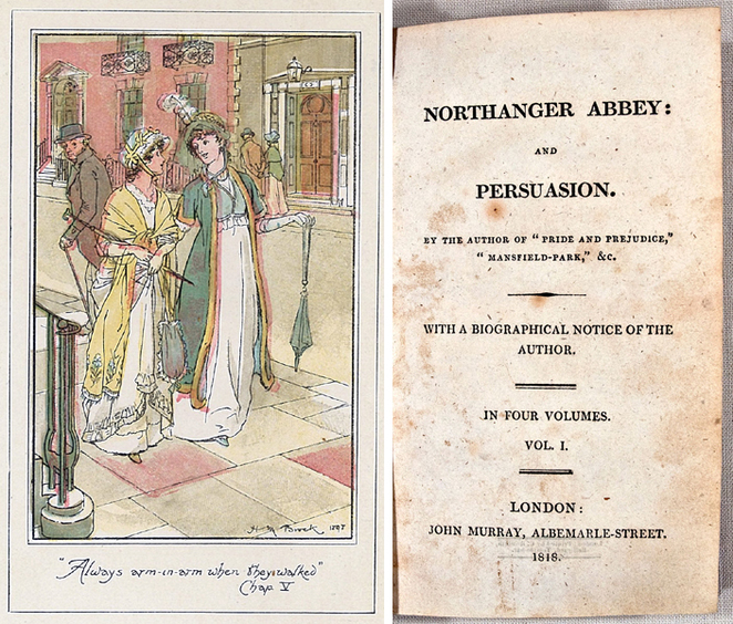 northanger abbey, cyphers theatre, bassingstoke discovery centre, public lecture, theatre hampshire